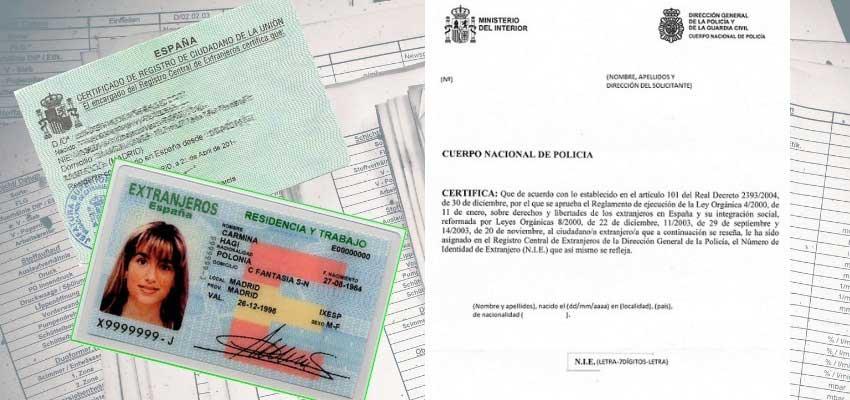 تجديد بطاقات الإقامة و العمل في إسبانيا أثناء حالة الطوارئ أسئلة و أجوبة Www Aljaliyapress Com